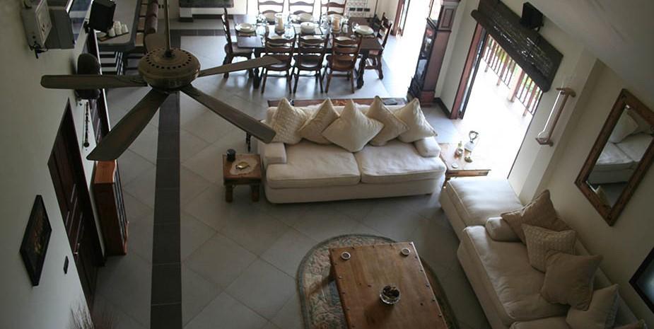 Huge open plan lounge/diner/kitchen